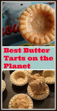 Best Butter Tarts on the Planet - Thrifty Mommas Tips - - There's something incredibly Canadian about butter tarts isn't there? Butter tarts are our favourite treats to make and share. Tart Recipes, Sweet Recipes, Cookie Recipes, Baking Recipes, Curry Recipes, Healthy Recipes, Köstliche Desserts, Delicious Desserts, Dessert Recipes