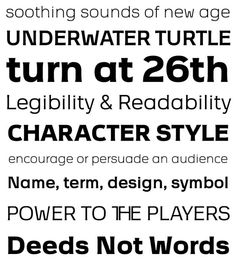 8 New Free Fonts: Sreda, ZnikomitNo25, Che, Mocha, Oranienbaum, Citizen Slab, Benthem, and Vezus