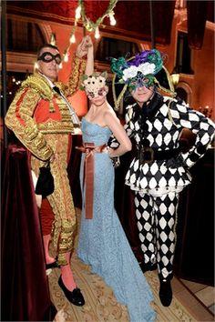 Dolce&Gabbana celebrano l'alta moda a Venezia