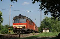 MDmot 3004 in Villány #Hungary: Photo: Mirko Kiefer #MÁV #train
