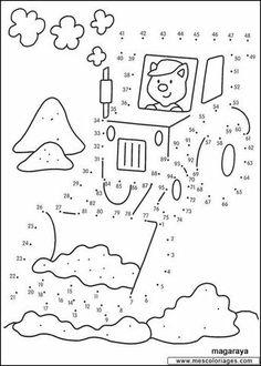 Excavadora Omalovánky, Pracovní Listy Pro Školky, Předškolní Aktivity, Pracovní Listy, Dyskalkulie, Umělecké Vzdělání