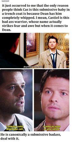 Supernatural on Pinterest | Castiel, Sam Winchester and ...