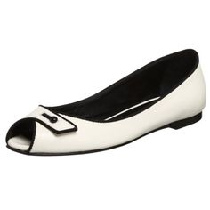 Special Offers Available Click Image Above: Ralph Lauren Collection Women's Haylee Open-toe Flat