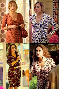 O legado fashion de Avenida Brasil: 5 tendências que ganharam as ruas - Notícias - Moda GNT