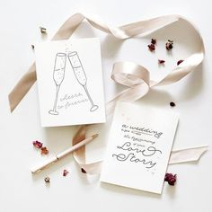 Love Story Card - Steel Petal Press Wedding Congratulations Card, Congrats Cards, Graduation Cards, Letterpress Printing, Wedding Stationery, Love Story, Marriage, Greeting Cards, Place Card Holders