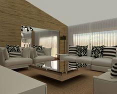Blanco Interiores Decor, Bed, Room Divider, Furniture, Home Decor, Room