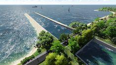 Stephen Caffyn Landscape Design Architecture Awards, Landscape Architecture, Landscape Design, Garden Design, Days In September, Singapore Botanic Gardens, Visit Singapore, Shangri La Hotel, 3d Visualization