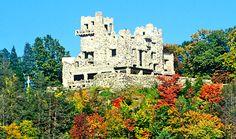 an american castle! gillette castle—east haddam, connecticut