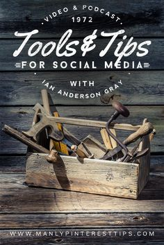 @iagdotme shares with @jeffsieh his tips for social media, videos, and tools he uses. His experiences from the Social Media Marketing World conference is discussed as well.