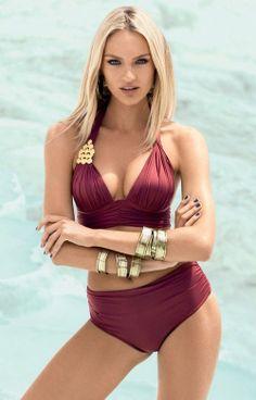 Candice Swanepoel: Agua de Coco S/S '13 campaign > photo 1861287 > fashion picture