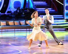 Mark Ballas & Candace Cameron  -  Dancing With the Stars  -  Week 8  -  season 18  -  spring 2014