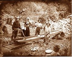 Fourty-niners- people who traveled west in search of gold during the California Gold Rush of the 1840s and 1850s