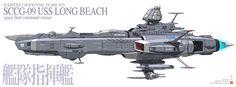 star blazers fleet battle ship diagrams - Google Search