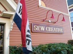 Sew Creative, Beverly | Authorized Dealer of PFAFF & Husqvarna Viking Sewing Machines | Fabric | Threads | Patterns/Books Machine Embroidery Supplies | Sewing & Quilting Classes