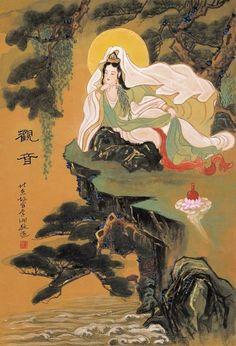 guan yin art