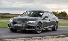 First drive of the second-generation Audi A5 Sportback, the hatchback version of the A4 that's headed to the U.S. Read more and see pictures at Car and Driver.