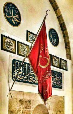 Osmanlı Devlet Sancağı