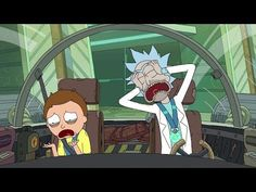 When you see that season 4 doesn't have Interdimensional Tv 3 Pintura Hippie, Rick And Morty Image, Ricky Y Morty, Ricky Dicky, Rick And Morty Poster, Dan Harmon, Hippie Art, Animation Series, Animation Reference