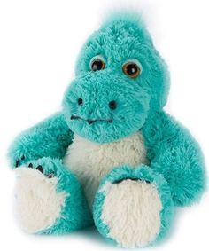 Warmies Dinosaur Cozy Plush - Turquoise #dinosaur #Warmies #intelex #cozyplush Dinosaur Balloons, Turquoise, Plush Animals, Gifts For Boys, Dinosaurs, Cute Gifts, Nursery Decor, Microwave, Kids Toys