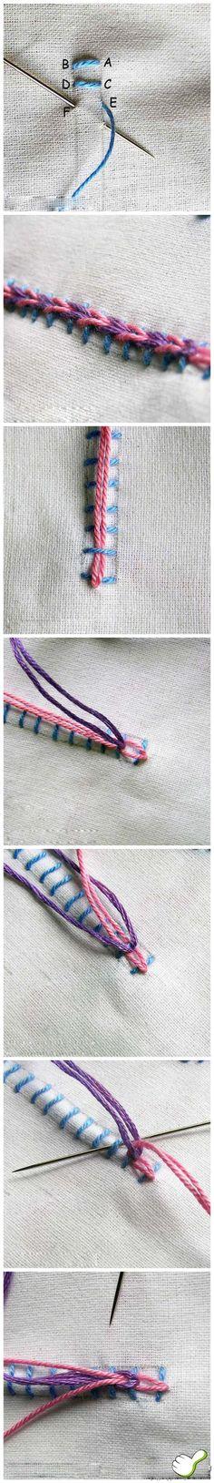 colorique : bu senin için : çuvala yapmak için  :)