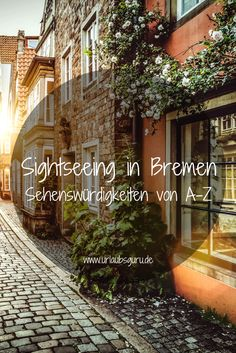 Sights in Bremen at a glance - Holiday Plan Bremen Germany, At A Glance, City Break, Germany Travel, City Life, Day Trip, Trip Planning, Places To See, Fountain