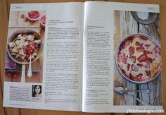 Zeitschrift: Köstlich vegetarisch Tableware, Magazines, Dinnerware, Tablewares, Dishes, Place Settings