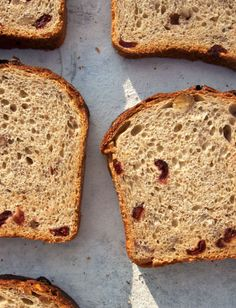 Tart and tangy with apple cider and dried cranberries, this flavorful, naturally leavened white bread can also be made without those ingredients; simply substitute the same amount of water for the apple cider and omit the cranberries.