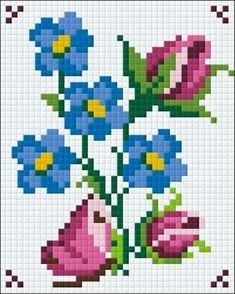 1 million+ Stunning Free Images to Use Anywhere Kawaii Cross Stitch, Mini Cross Stitch, Simple Cross Stitch, Cross Stitch Rose, Cross Stitch Flowers, Granny Square Häkelanleitung, Granny Square Crochet Pattern, Cross Stitching, Cross Stitch Embroidery