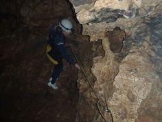 Cueva de los Chorros. Riópar