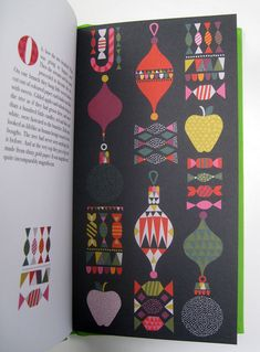 The Fir Tree illustrated by Sanna Annukka via happymundane.com