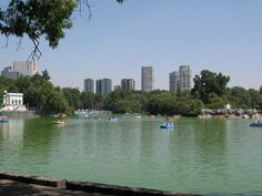 Explore Mexico City's Parks
