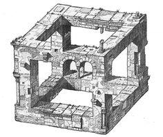 Illusion Kunst, Illusion Drawings, Illusion Art, Mc Escher Art, Escher Kunst, Cool Optical Illusions, Art Optical, Abstract Science, Abstract Art