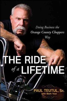 The Ride of a Lifetime: Doing Business the County Choppers Way
