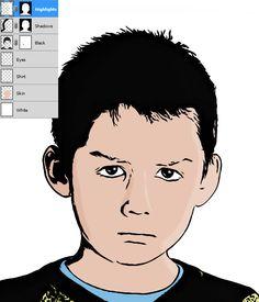 Photoshop Tutorials & More! » Cartoon Yourself The Easy Way In Photoshop