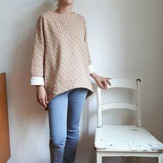 schnittchen patterns (@schnittchenpatterns) • Instagram-Fotos und -Videos Sewing Patterns, Blouse, Instagram, Videos, Long Sleeve, Sleeves, Shirts, Fashion, Pictures