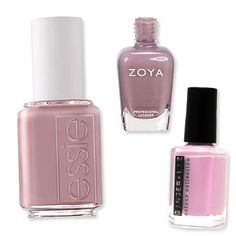Dusty Rose - Which Nail Colors Will You Wear This Season? - Fall Nail Colors
