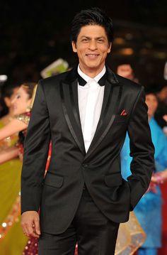 Shahrukh Khan - My Name Is Khan - Premiere: The 5th International Rome Film Festival