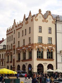 Kamienica Czynciela Ludwik Wojtyczko 1907