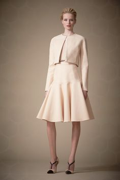 Carolina Herrera Pre-Fall 2014 - Review - Fashion Week - Runway, Fashion Shows and Collections - Vogue