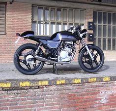 crbikes | Honda XBR 500 - Cafe Racer
