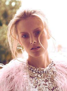 Charlotte Cordes by Koray Birand for Vogue Hellas June 2011