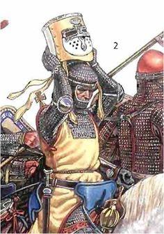 13th century scottish armor