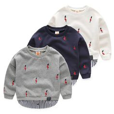 little soldier sweater $30.00 Baby Boy T Shirt, Boys T Shirts, Winter Collection, Pullover Sweaters, Children, Kids, 2015 Winter, Knitting, Sweatshirts