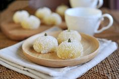 Bánh nếp dừa