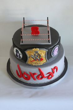 Just The Frosting: Search results for Wwe cake