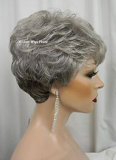 Short-and-Sexy-CASUAL-wig-from-Sepia-West-Bay-Gray-Mix-SHAKE-N-GO-WIG