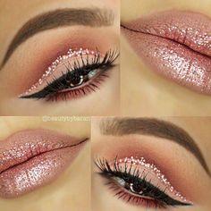 sexy eye makeup - Sexy Augen Make-up – Lidschatten sexy eye makeup – eyeshadow # - Sexy Eye Makeup, Cute Makeup, Gorgeous Makeup, Pretty Makeup, Skin Makeup, Makeup Eyeshadow, Smokey Eye Makeup, Beauty Makeup, Eye Brows