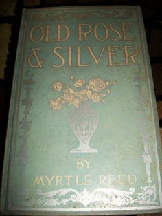 Antique Vintage Hardcover copy of  Old Rose and by ARMonaco9, $10.00