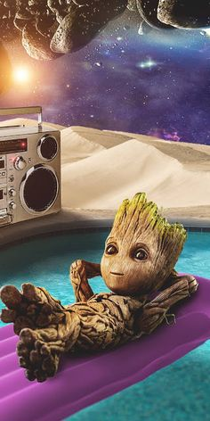 Most Cutest Baby Groot Famous And Popular New Wallpaper Collection. Groot Wallpaper From Guardian's Of Galaxy. Ps Wallpaper, Galaxy Wallpaper, Cartoon Wallpaper, Beautiful Wallpaper, Baby Groot Drawing, Groot Avengers, Cute Disney Drawings, Groot Guardians, Cute Disney Wallpaper