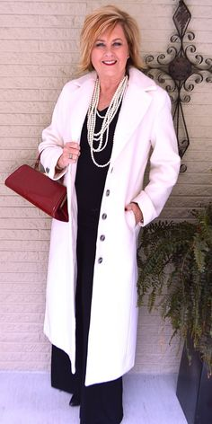"""""""metrostyle for the holidays"""" by fashion blogger 50 is Not Old."""